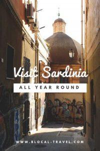 VISIT SARDINIA ALL YEAR ROUND