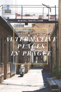 alternative places in Prague