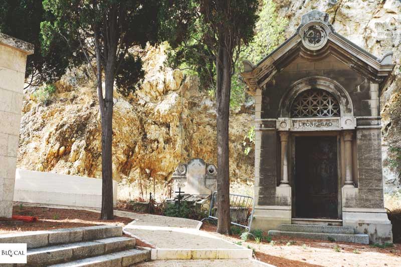 cimitero bonaria cagliari cemetery