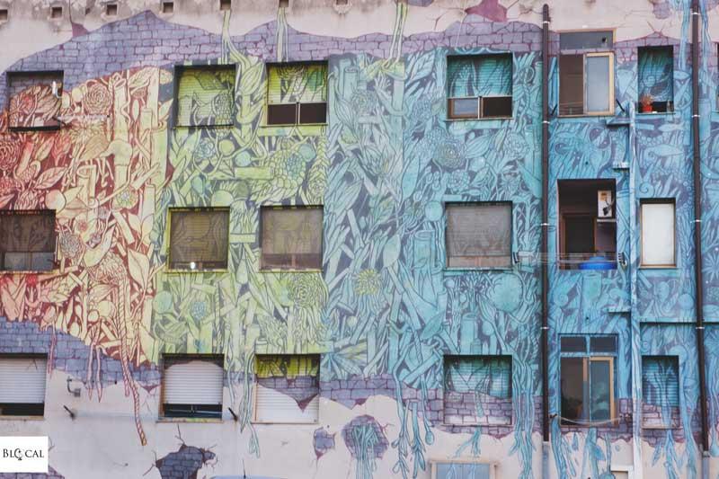 crisa street art cagliari exme pirri