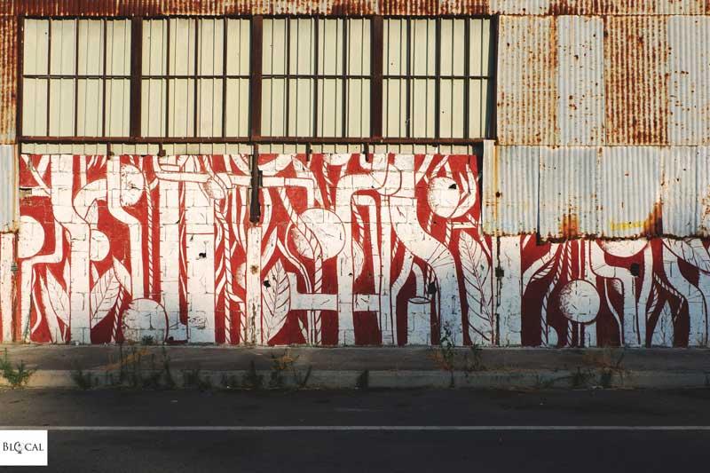 crisa street art cagliari panda monserrato