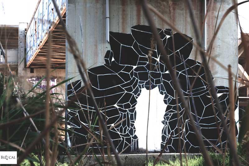 street art cagliari galleria del sale