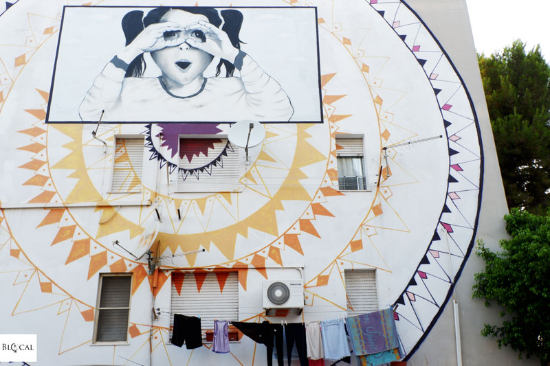 kofa davide medda street art cagliari exme pirri