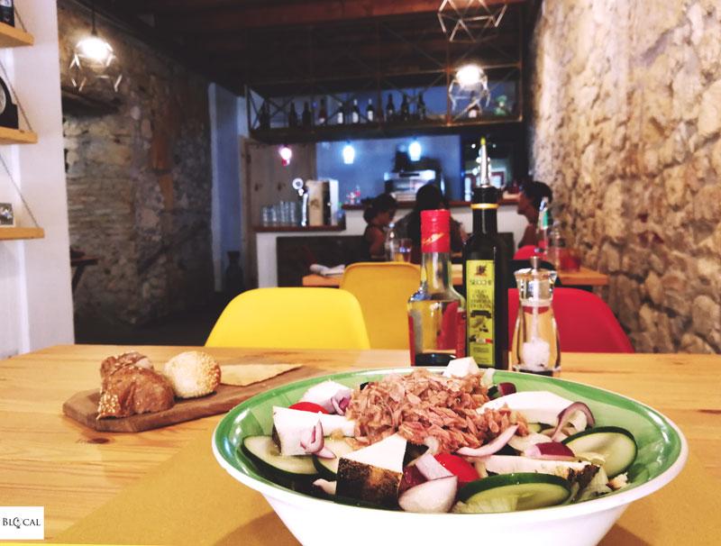 made vegetarian restaurant cagliari sardinia