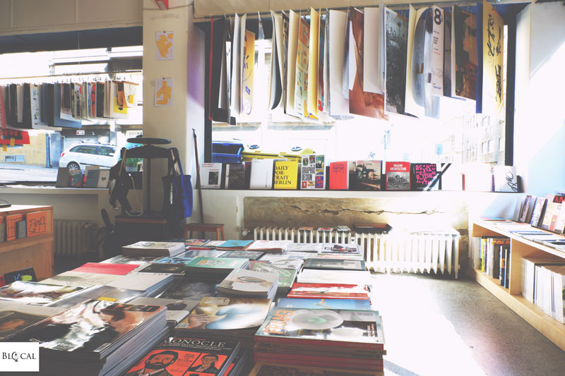 page five art bookshop Prague