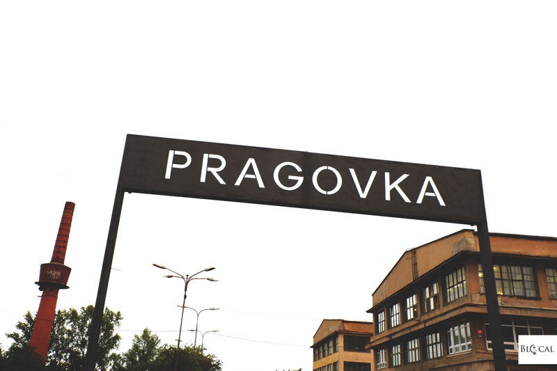 pragovka alternative Prague