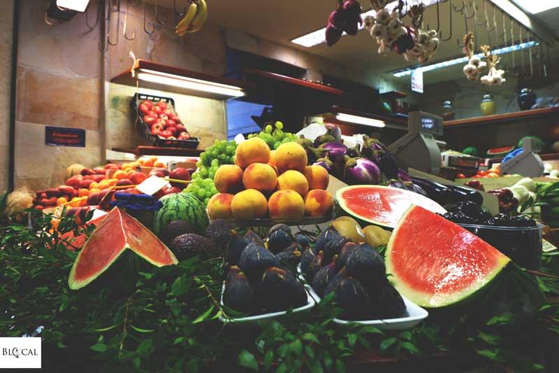 cagliari san benedetto food market