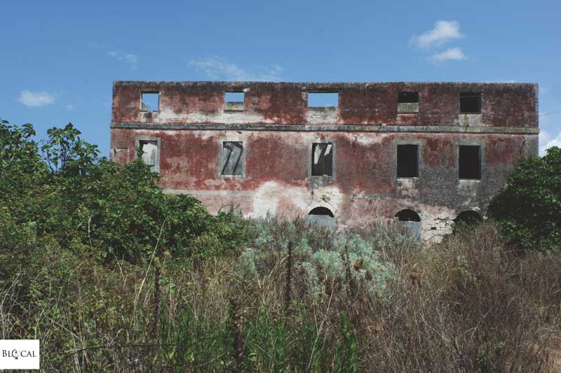 abandoned sardinia saponificio Ledà urbex sardegna