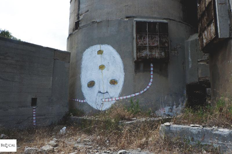 urbex porto torres abandoned factory Sardinia
