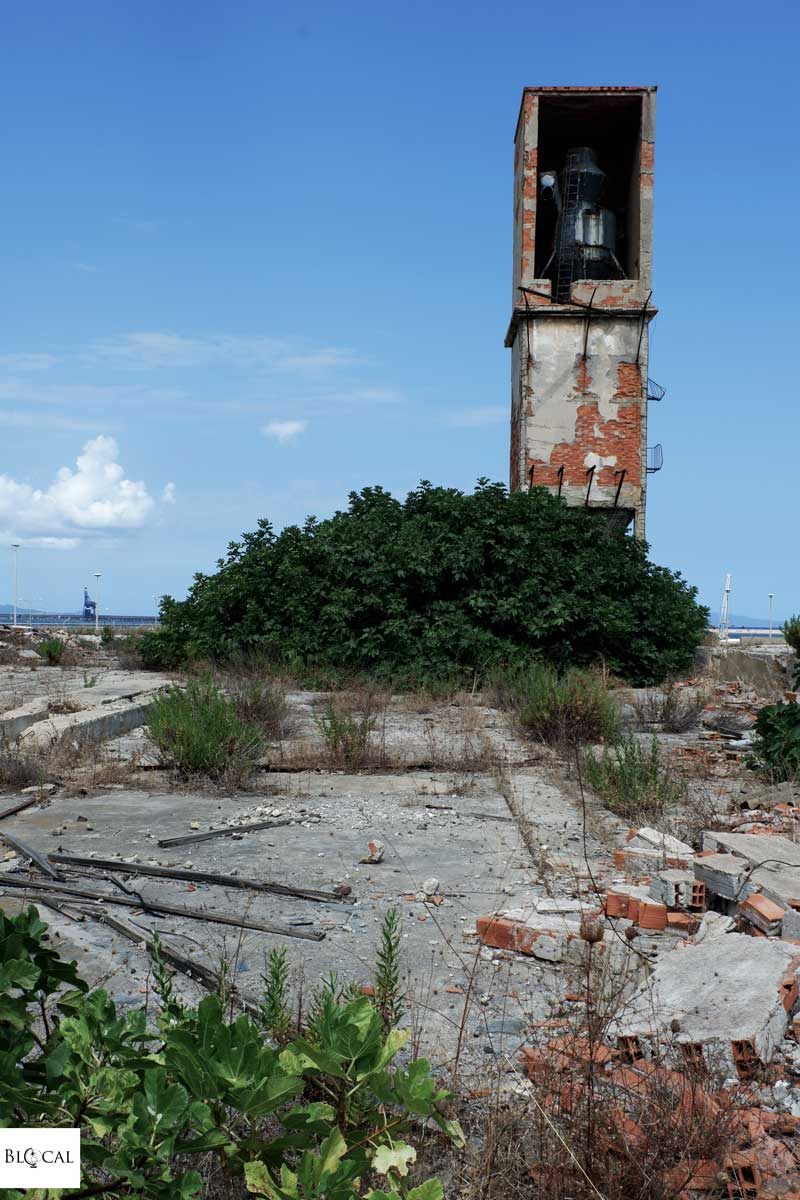 abandoned places in sardinia urbex porto torres