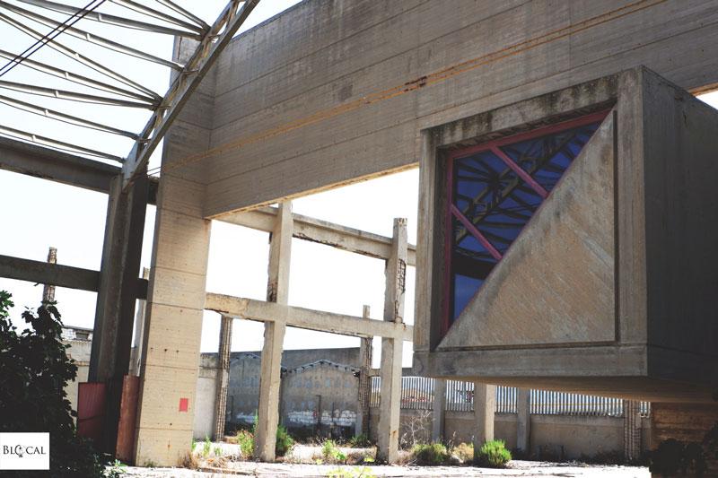 CIMEL abandoned places in sardinia urbex porto torres