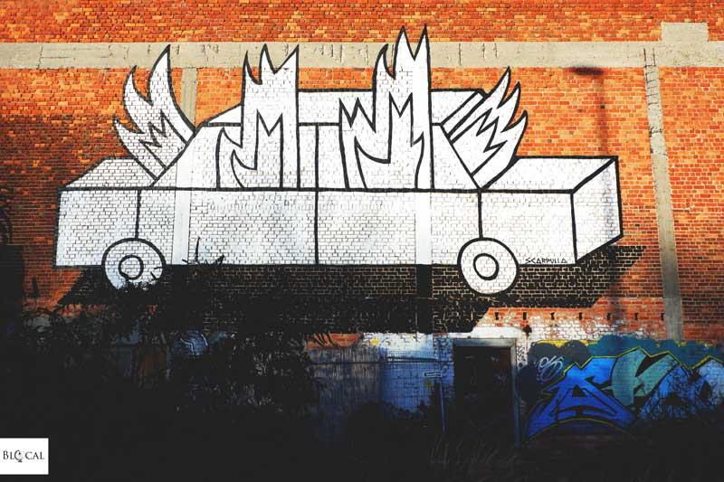 scarpulla street art in ghent