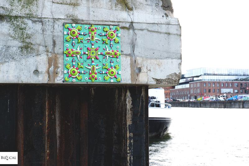 7emplo tiles art Ghent