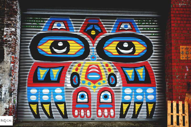 chris dyer street art in ghent