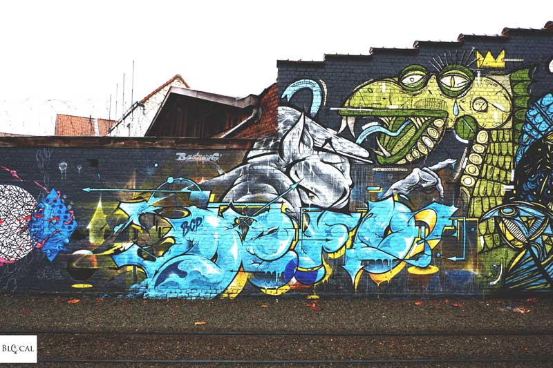 graffiti jam ghent