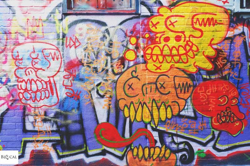 graffiti street ghent