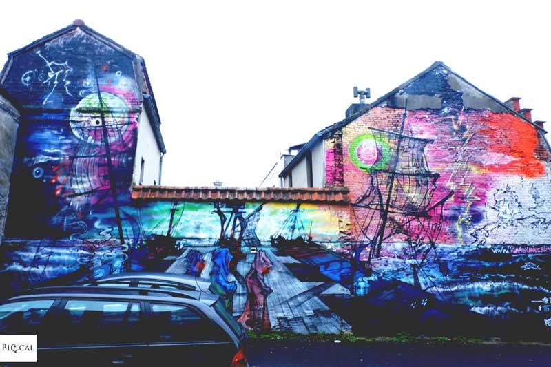 klaas van der linden street art in ghent
