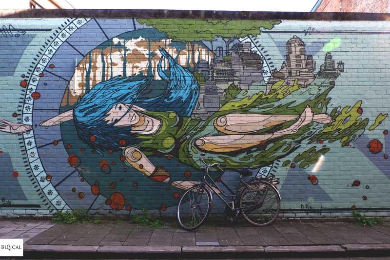 psoman street art ghent