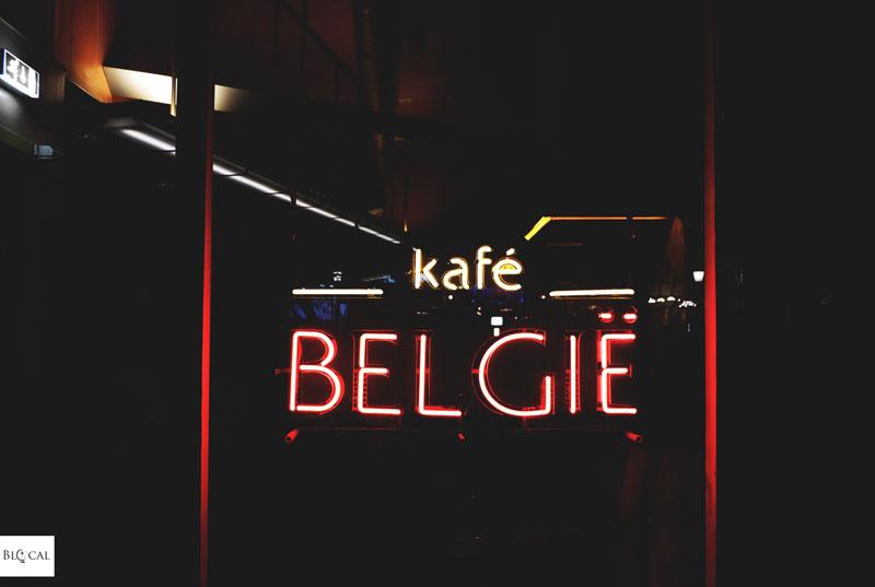 Kafé België utrecht beers