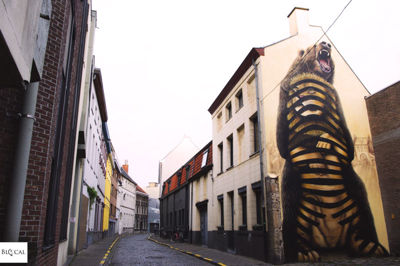 street artist cee oil interview ghent
