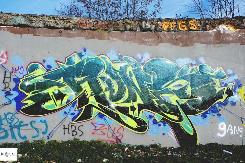 graffiti utrecht grindbak