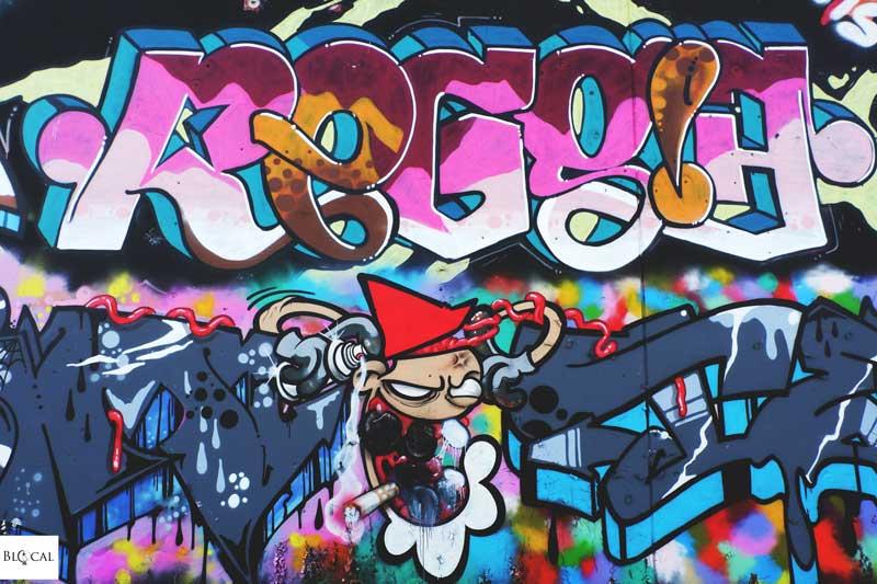 kbtr graffiti utrecht grindbak