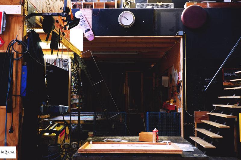 Keilewerf Rotterdam open studios