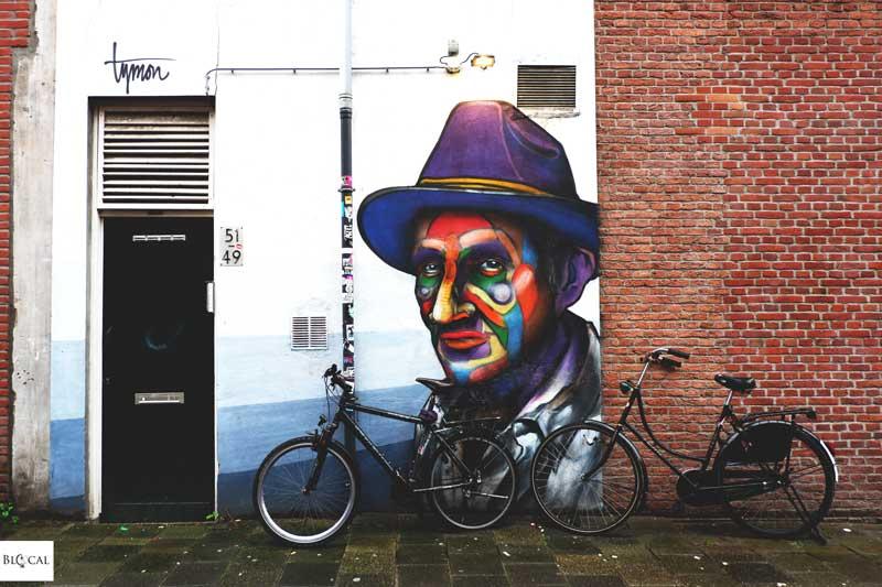 tymon de laat street art rotterdam