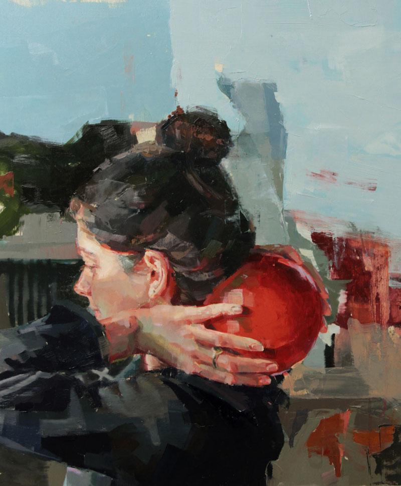 Helen Bur canvas