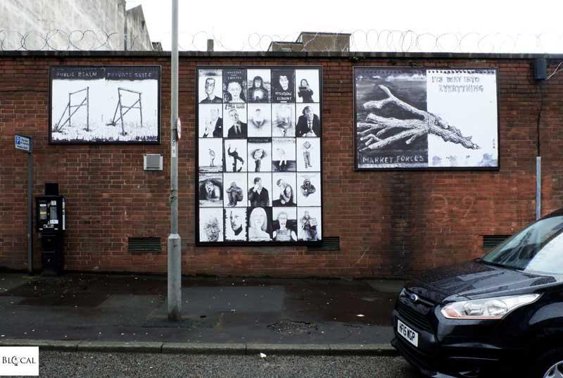 Brian Briggs street art Liverpool
