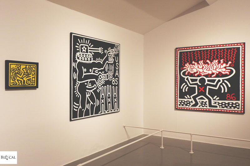Keith Haring Tate Liverpool 2019