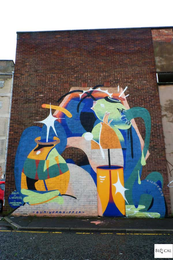 Sicovecas street art Liverpool
