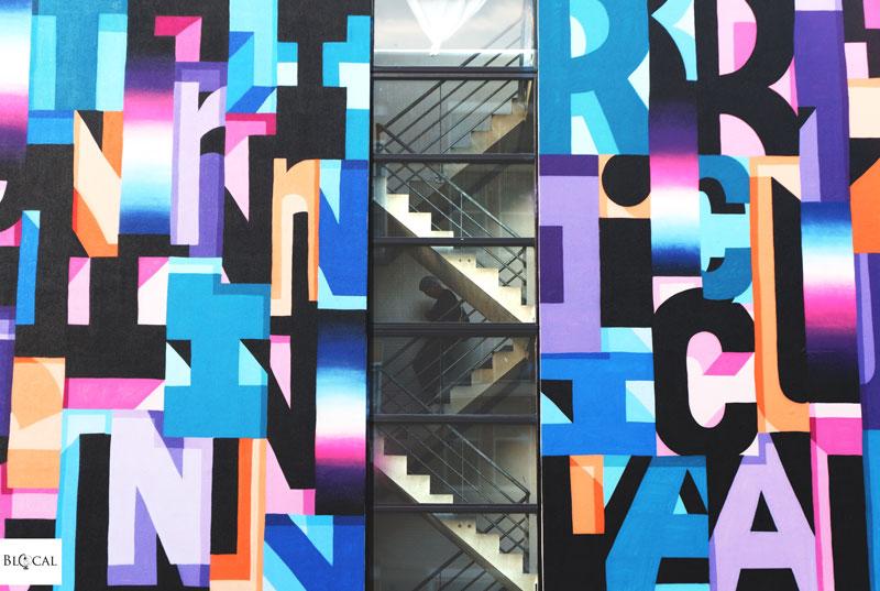 Said Kinos mural in Rotterdam