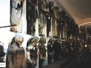 Palermo catacombe dei cappuccini