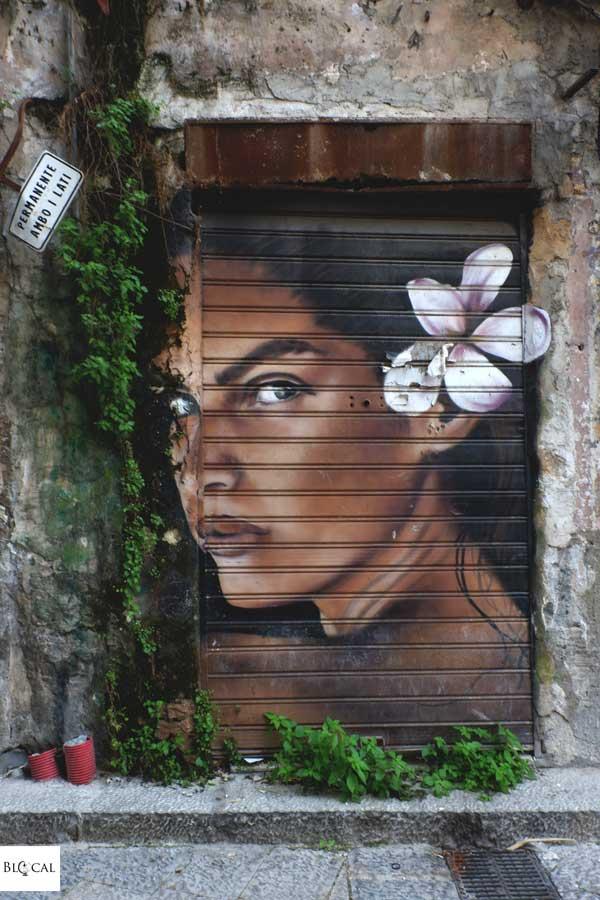 Tadlock street art palermo