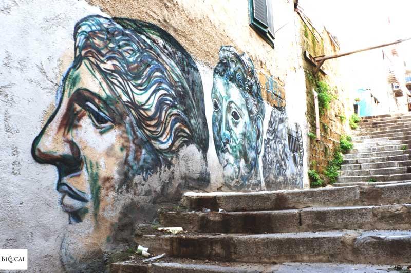 atoche street art plaermo mercato del capo