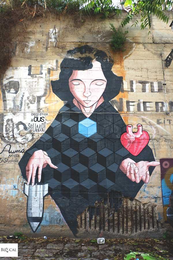 auma street art palermo mercato del capo