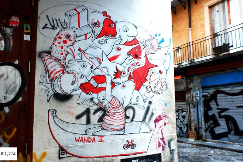 hopnn pescatori street art palermo