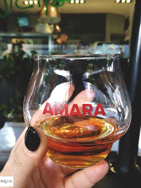 liquore amara sicily