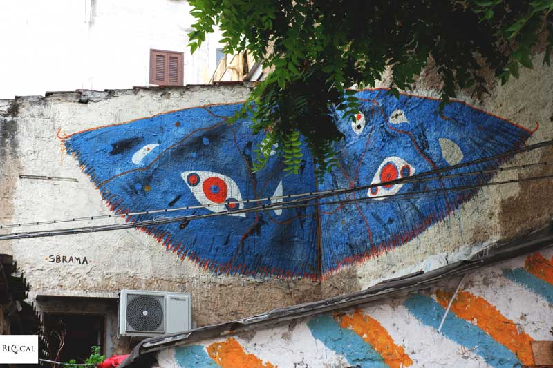 sbrama street art palermo ballaro