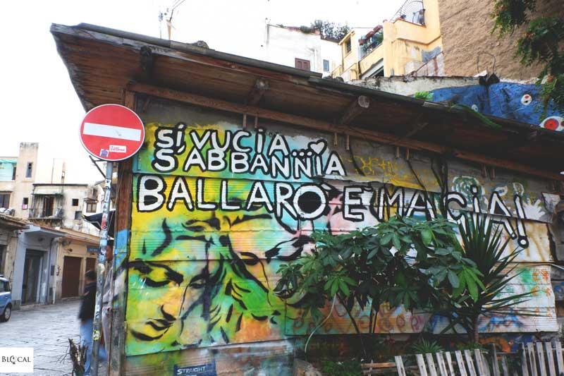 tutto e niente street art palermo ballarò