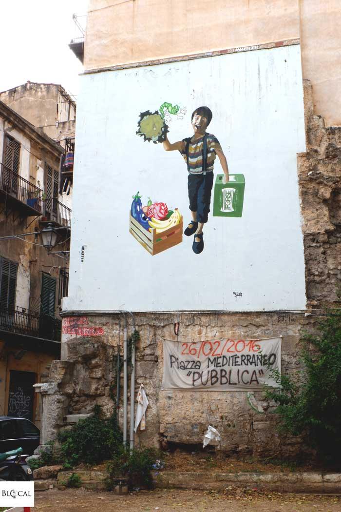 wish street art palermo ballarò