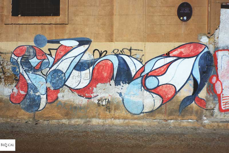 zolta street art palermo