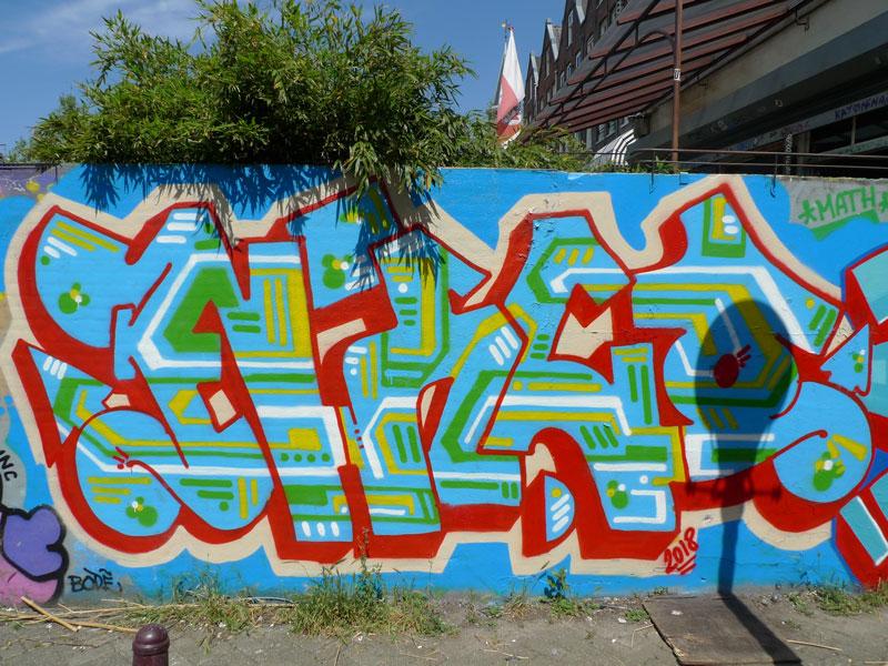 Nico TRV Graffiti Roma