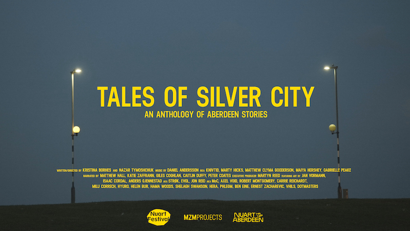 TALES OF SILVER CITY