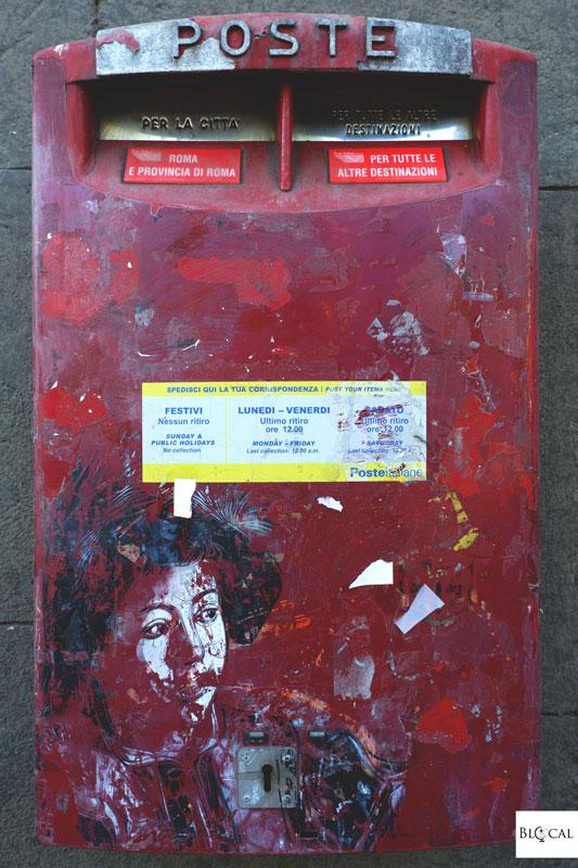 c215 roma street art trastevere stencil