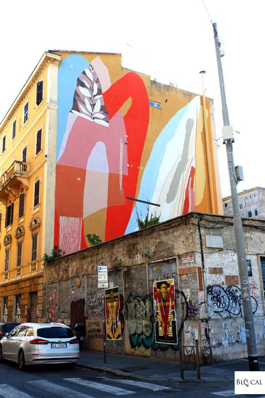 giulio vesprini street art san lorenzo
