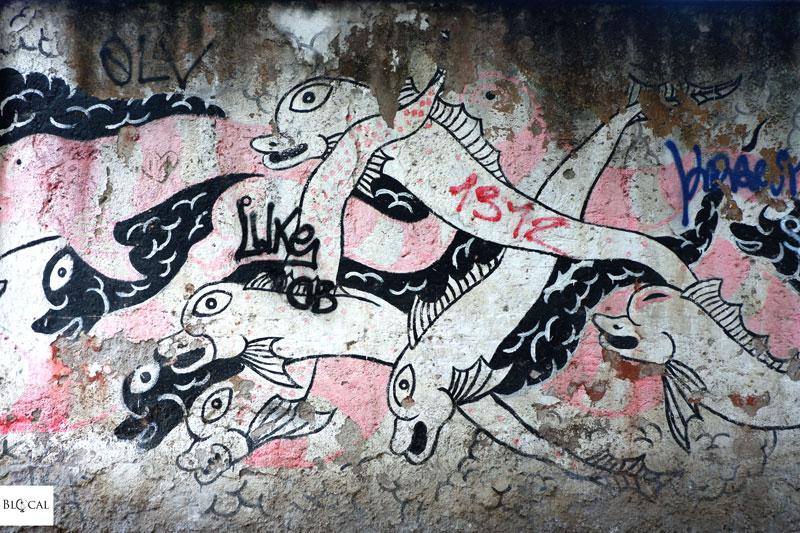 street art in San Lorenzo Rome