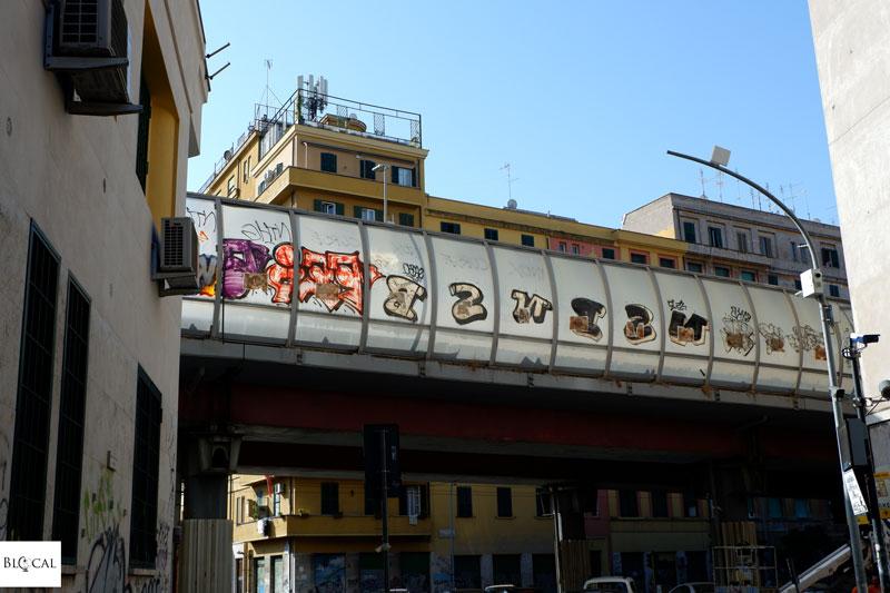 san Lorenzo Roma graffiti