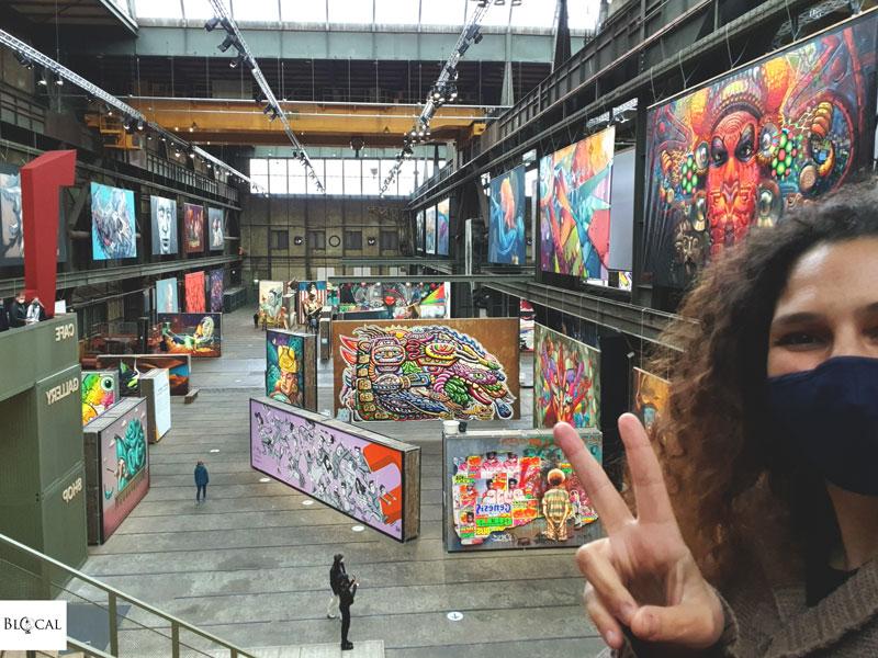 Giulia Blocal Blog STRAAT museum Amsterdam street art